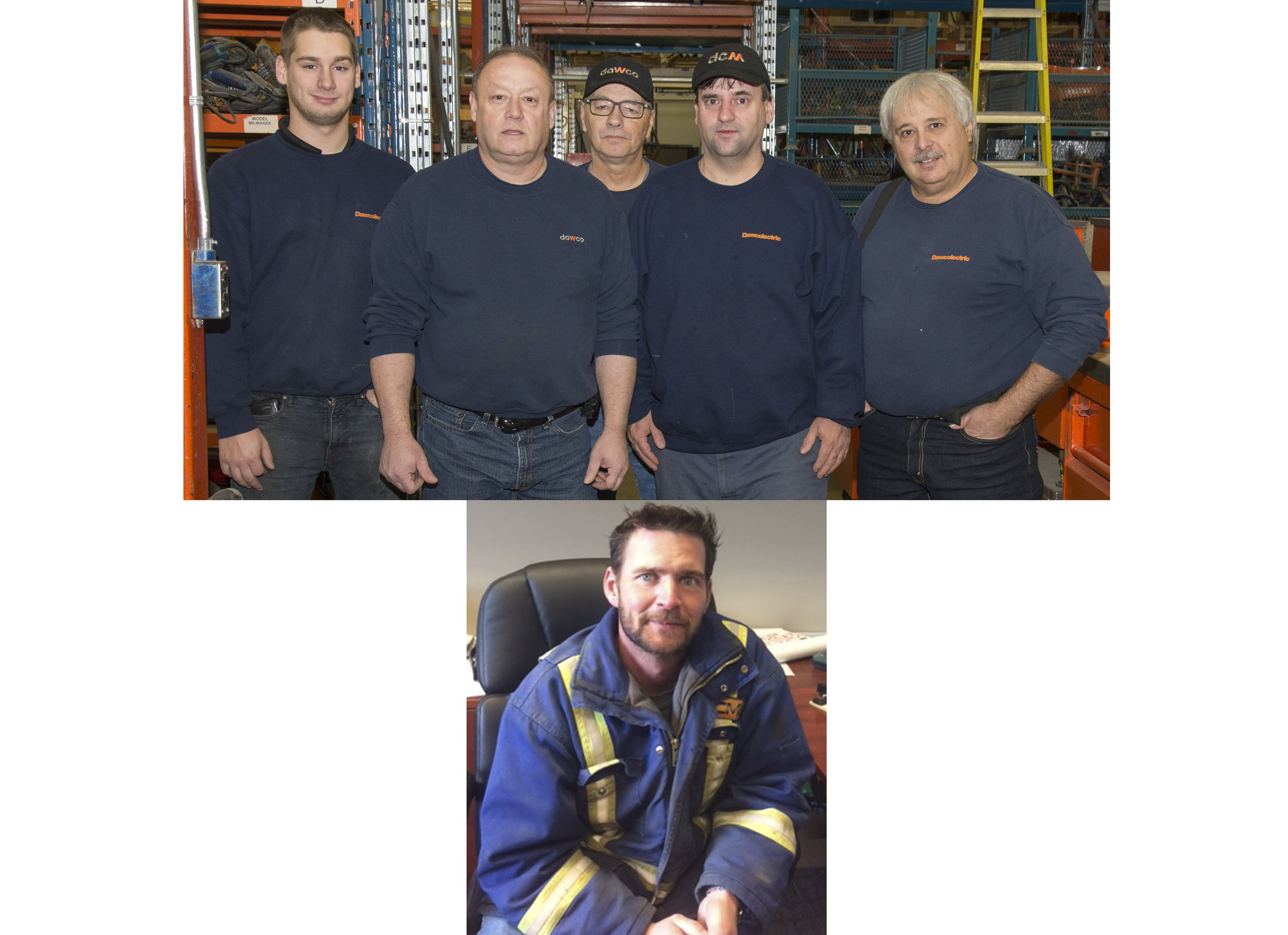 Recognizing the important role warehouse employees play