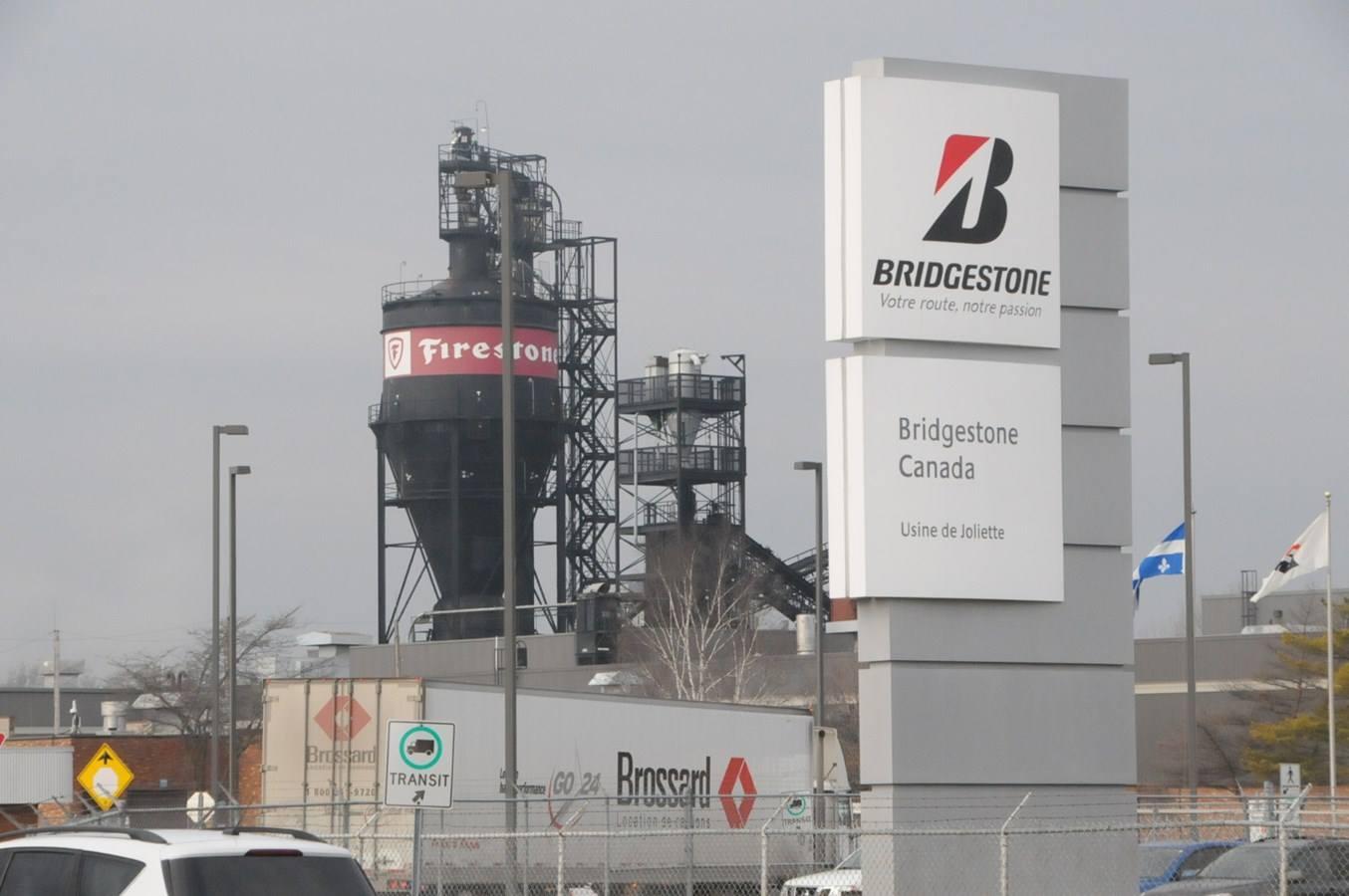 Bridgestone Mill expansion project