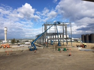 The Calgary Airport Glycol Recycling Facility project