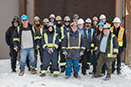 The MIFFC Trudeau fuel depot project
