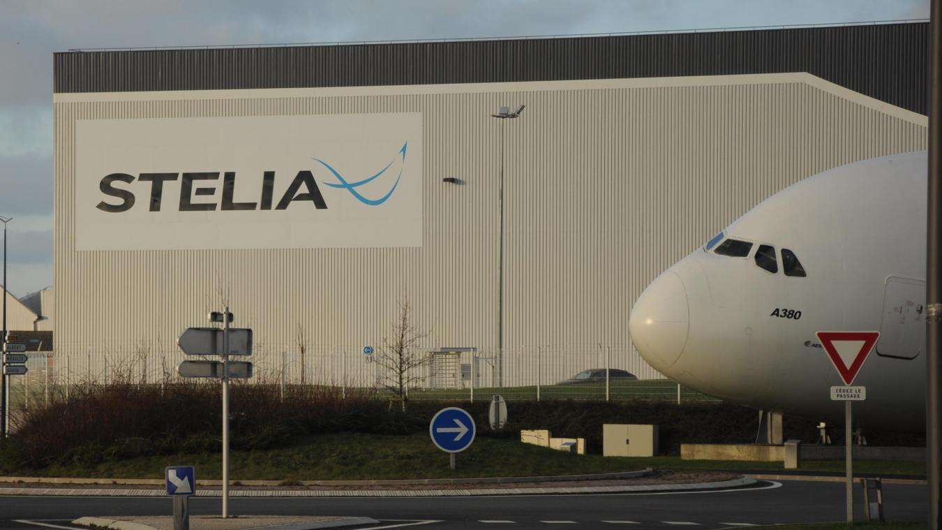 Stelia Aerospace Project