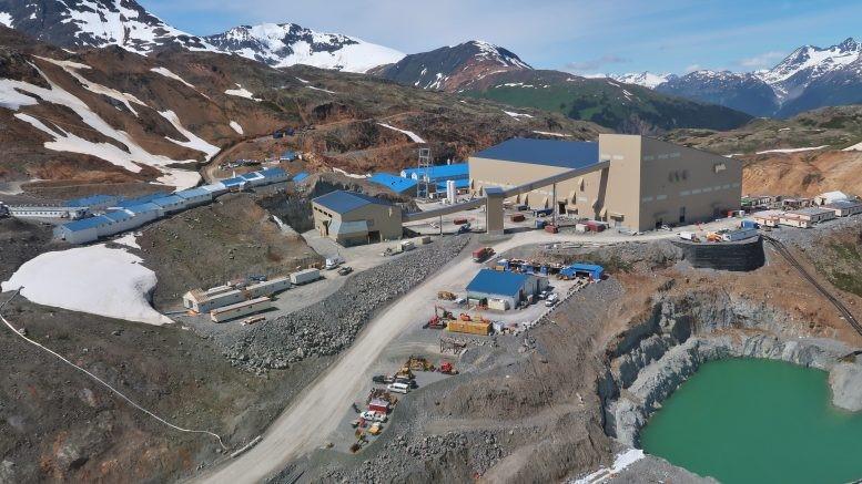DCM a complété son premier projet minier en Colombie-Britannique